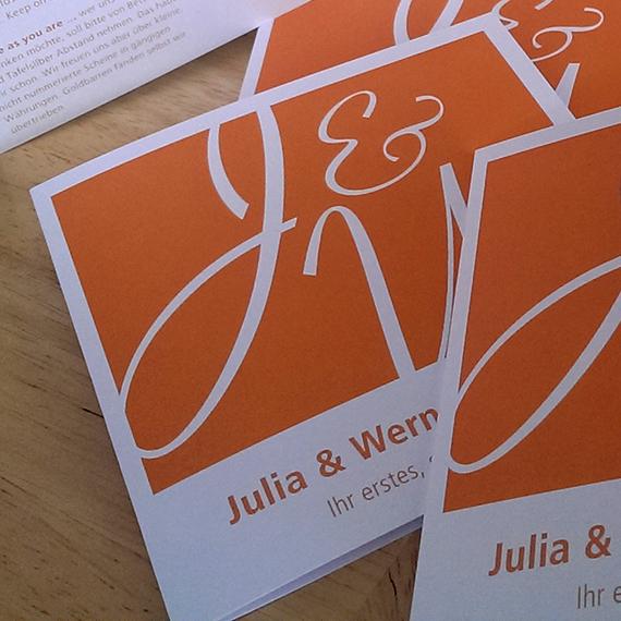 Hochzeit Julia & Werner